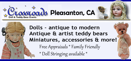2018 Pleasanton Doll and Teddy Bear Show
